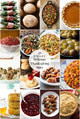 19 Crazy Delicious Thanksgiving Sides
