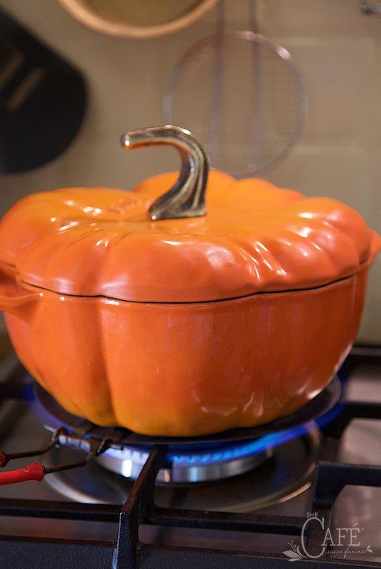 Cuisine de Provence - Butternut Squash Soup