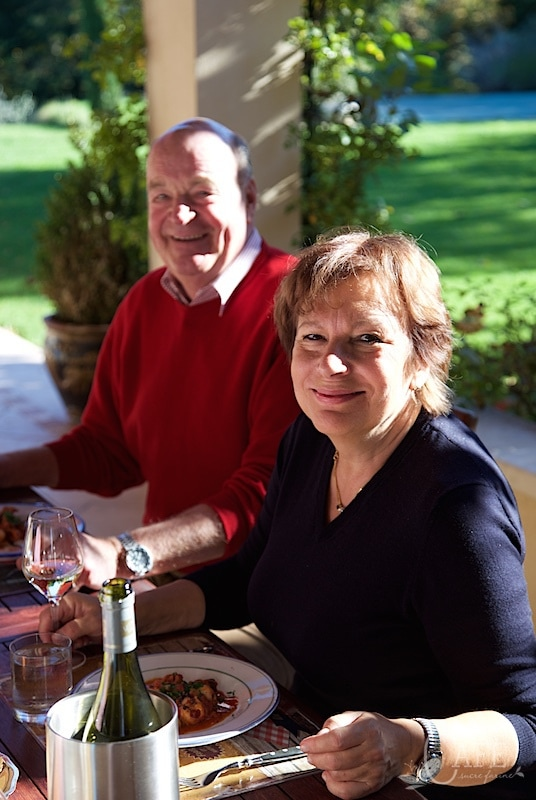 Cuisine de Provence - Barbara and Robert
