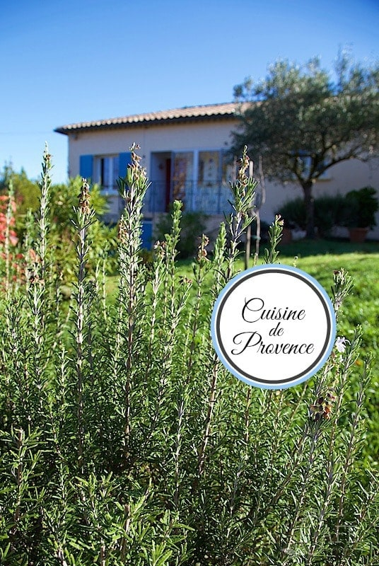Cuisine de Provence - a delightful cooking school in the heart of Provence in the beautiful home of Barbara Schuerenberg. Recommended by Rick Steves!