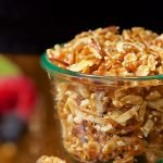 Double Almond Coconut Granola