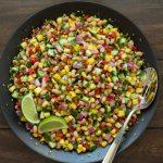 Easy Black-Eye Pea Salad