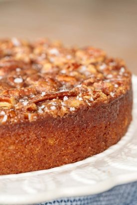 Easy Farmhouse Buttermilk Cake