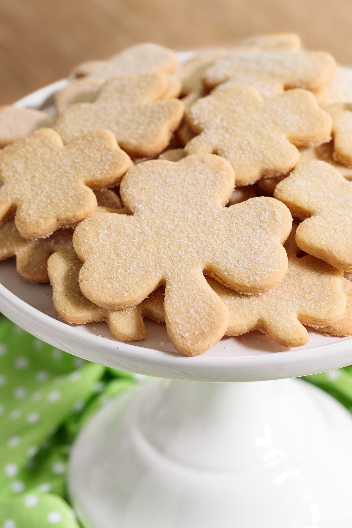 Easy Irish Shortbread Cookies The Cafe Sucre Farine