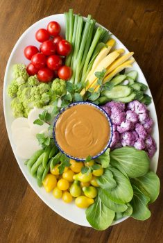 5 Minute Easy Peanut Sauce