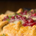 Easy Turkey Dinner Galette