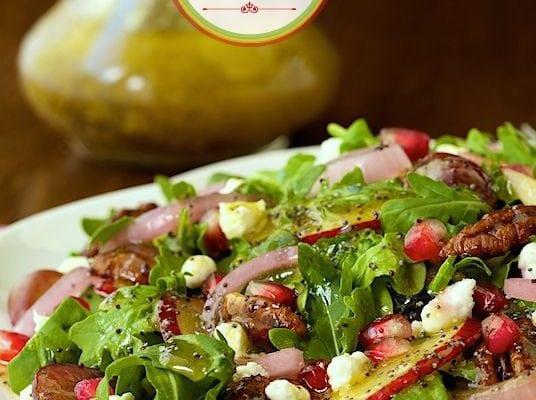 Favorite Fall Salads