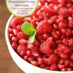 Five Favorite Recipes to Celebrate Pomegranate Season