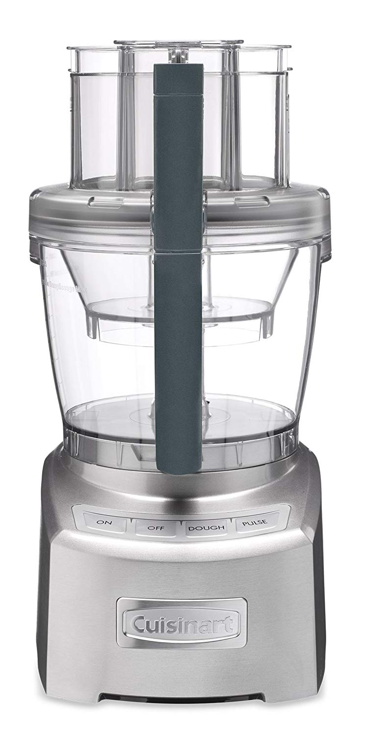 Stock shot of a Cuisinart food processor.