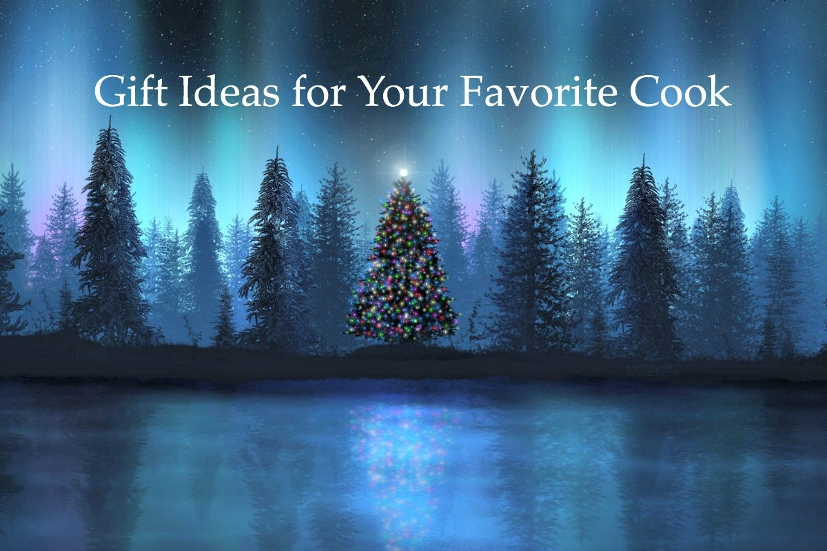 Gift Ideas For Your Favorite Cook