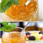 A Sweet Treat …….. Citrus-Ginger Honey