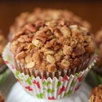 Gingerbread Morning Glory Muffins - perfect for a breakfast, brunch and snacking, these delicious, healthy muffins are always a crowd pleaser.