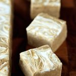 Gingerbread Swirled Fantasy Fudge - perfect for entertaining and gift-giving, this fabulous fudge with gingerbread spices is sure to become a favorite tradition!