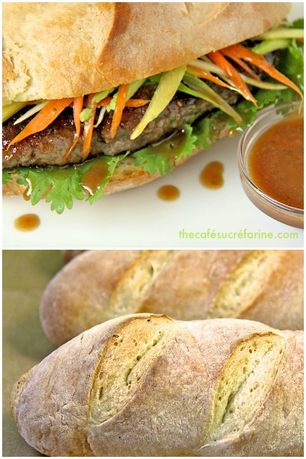 Grilled Vietnamese Bahn Mi The Caf 233 Sucre Farine
