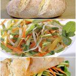 Grilled Vietnamese Banh Mi