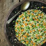Israeli Couscous and Butternut Squash Salad