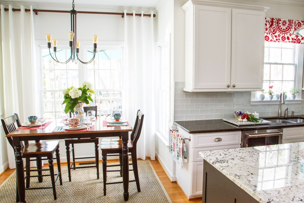 Affordable Kitchen Reveal