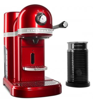 kitchenaid-candy-apple-red-nespresso-espresso-maker-with-aeroccino-milk-frother