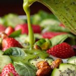 Lemon Basil Poppy Seed Dressing