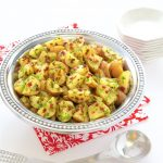 Lemon Rosemary and Sundried Tomato Potato Salad