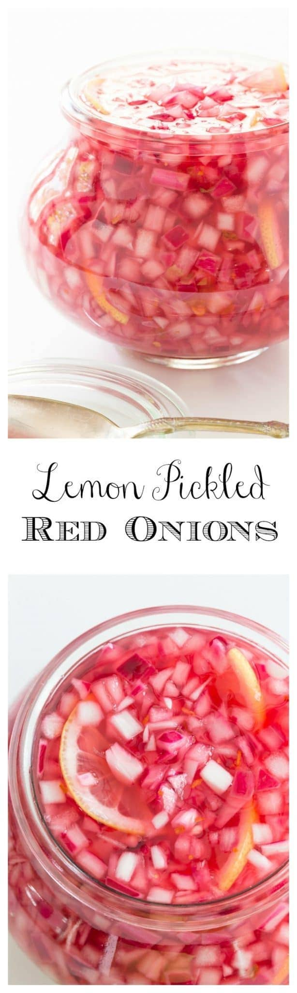 A beautiful and delicious condiment that takes less than 10 minutes to throw together. Perfect on everything!