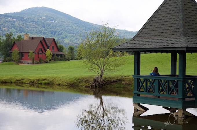 North Carolina Mountain Vacation - www.thecafesucrefarine.com