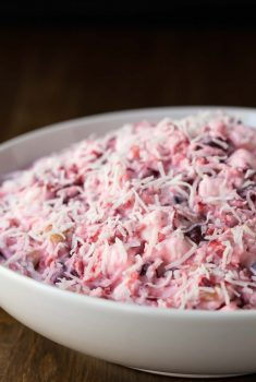 Nanny's Wonderful Cranberry Salad