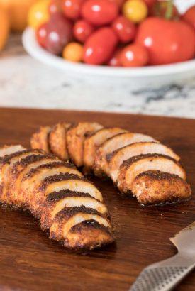Restaurant Style Sautéed Chicken Breasts
