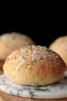 Ridiculously Easy Rosemary Bread