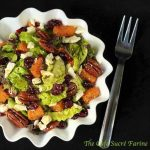 Roasted Sweet Potato Salad with Honey-Cumin Vinaigrette