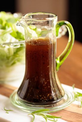 Go-With-Everything Rosemary Balsamic Salad Dressing