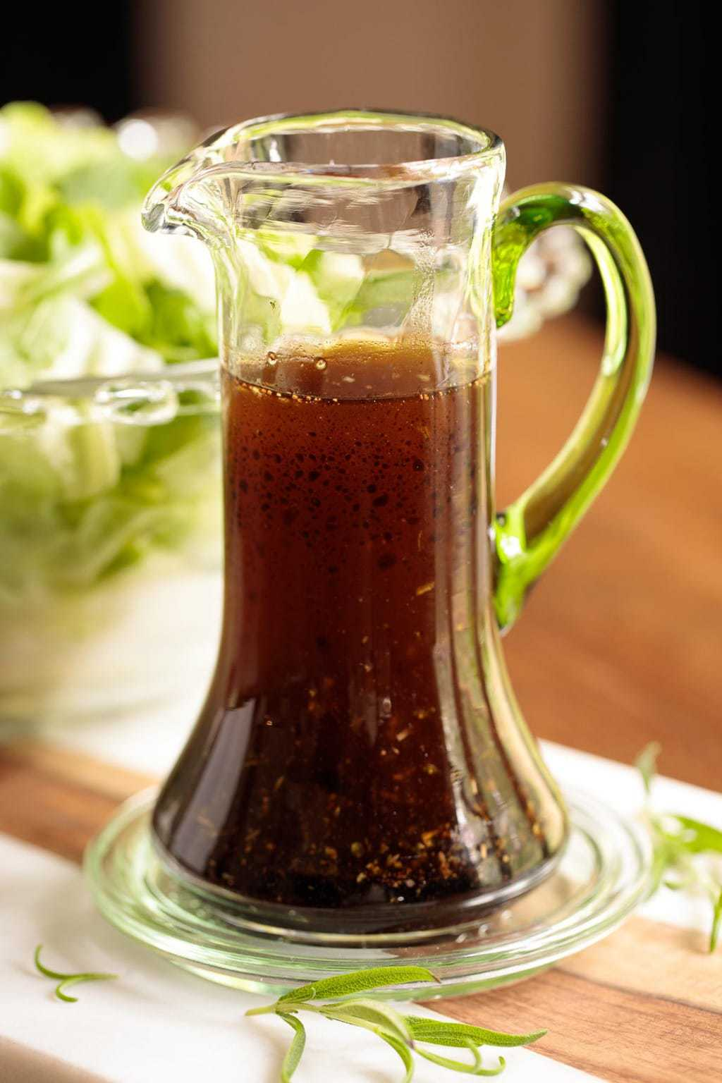 Rosemary Balsamic Dressing
