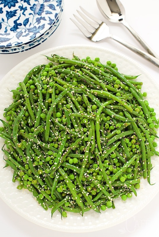 green beans green beans with lemon juice and lemon zest sesame green ...