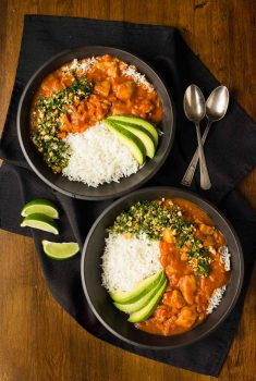 Slow Cooker Indian Butter Chicken