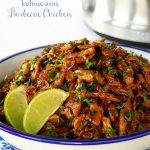 Slow Cooker Indonesian Barbecue Chicken