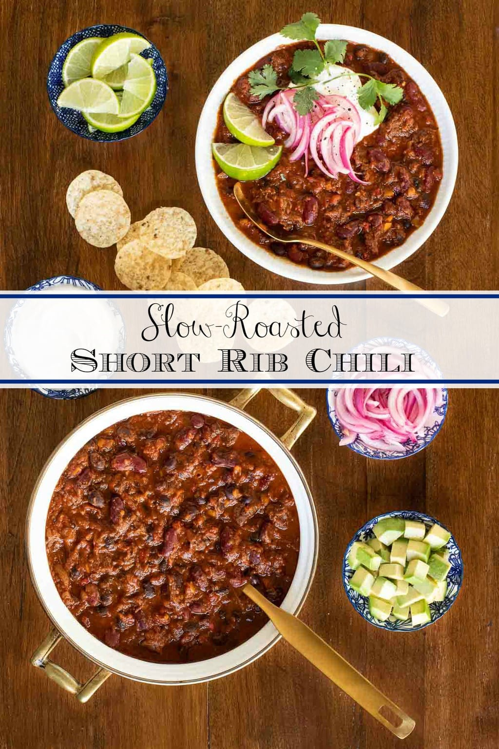 Slow Roasted Short Rib Chili