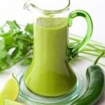 Spicy Cilantro Honey-Lime Dressing