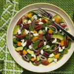 Spinach Mango Avocado Salad