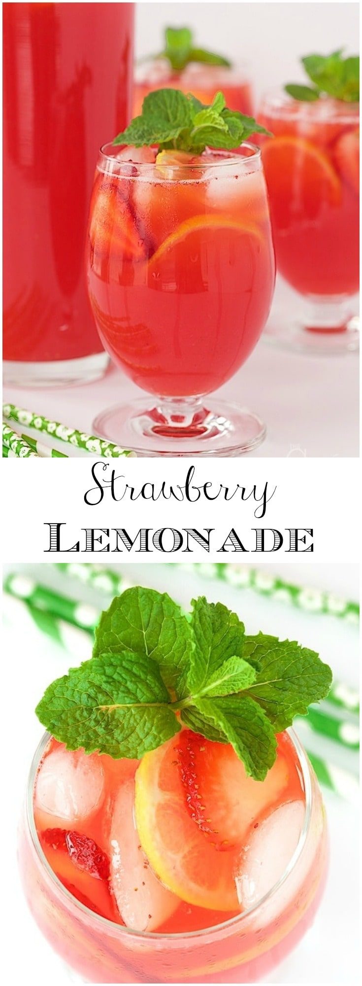 Easy, homemade lemonade, from scratch. It''s super fresh, incredibly delicious and truly the