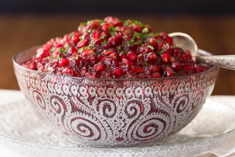 Super Easy, Crazy Delicious Cranberry Sauce - the name says it all!
