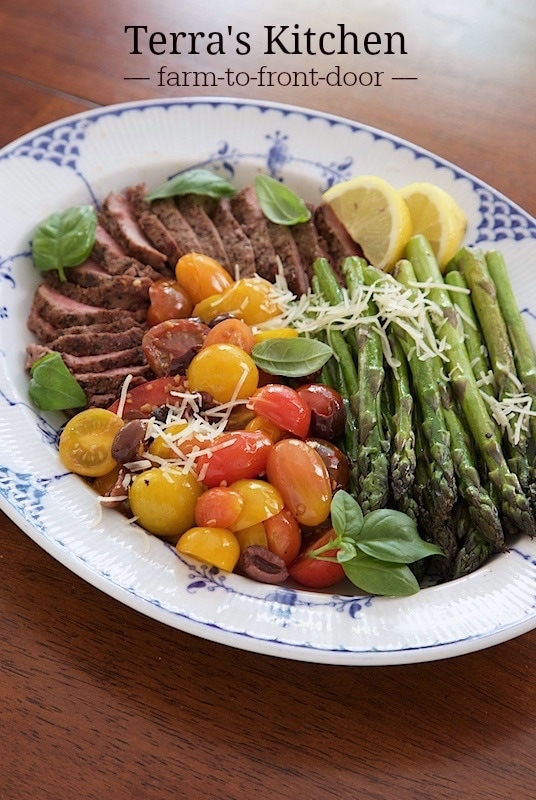 Terra's Kitchen - farm-to-front-door delivery - fresh seasonal ingredients, pre-portioned and prepped for skillet-ready, chef-designed meals, in 30 minutes! thecafesucrefarine.com