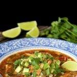 The Best Turkey Tortilla Soup