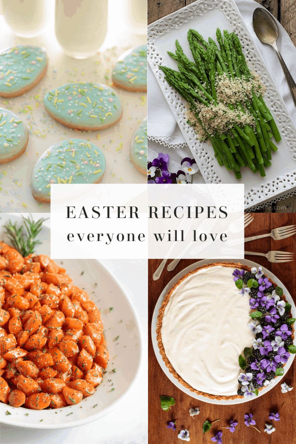 A Simpler Easter – Easy Recipes for Celebrating