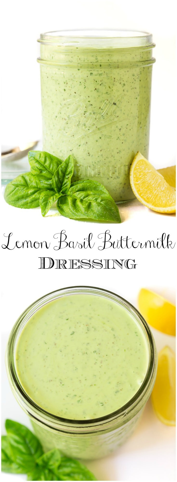 A thousand times better than boring ranch, this dressing is the perfect way to add pizzazz to salads.