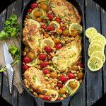 Mediterranean Roasted Chicken Breasts