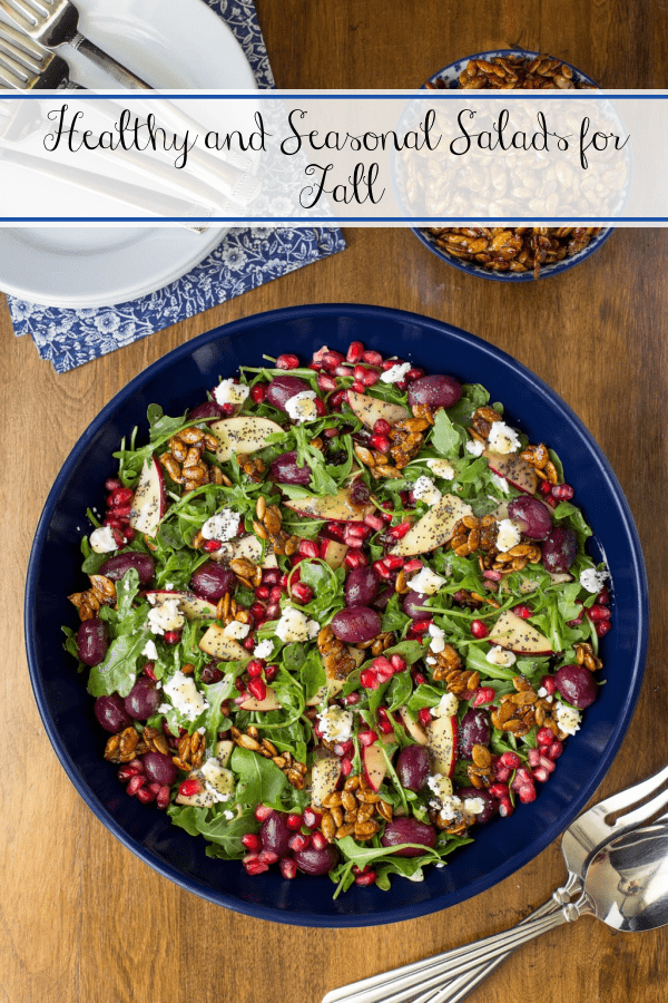 Fabulous  Fall Salads