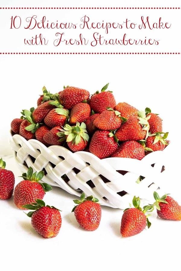 Strawberries, Strawberries, Strawberries!