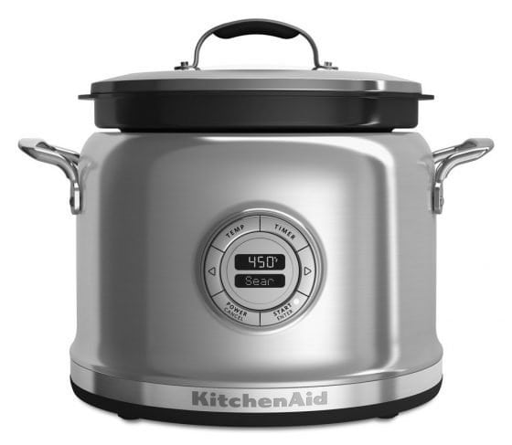Stock photo of a KitchenAid MultiCooker.