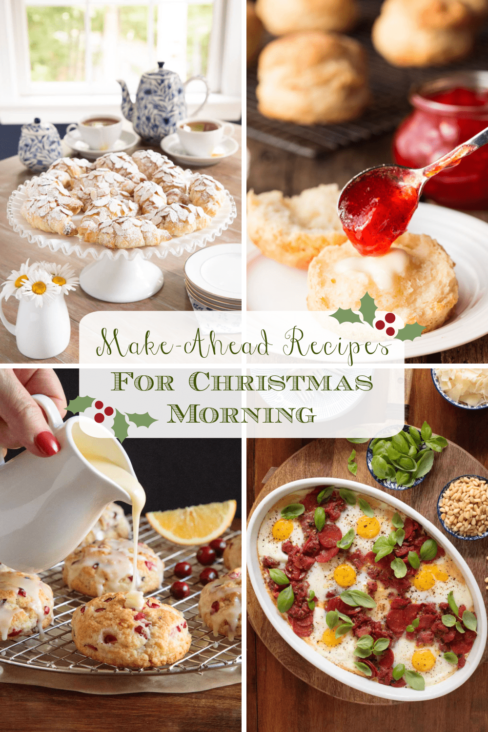 Delicious Make-Ahead Recipes for Christmas Morning