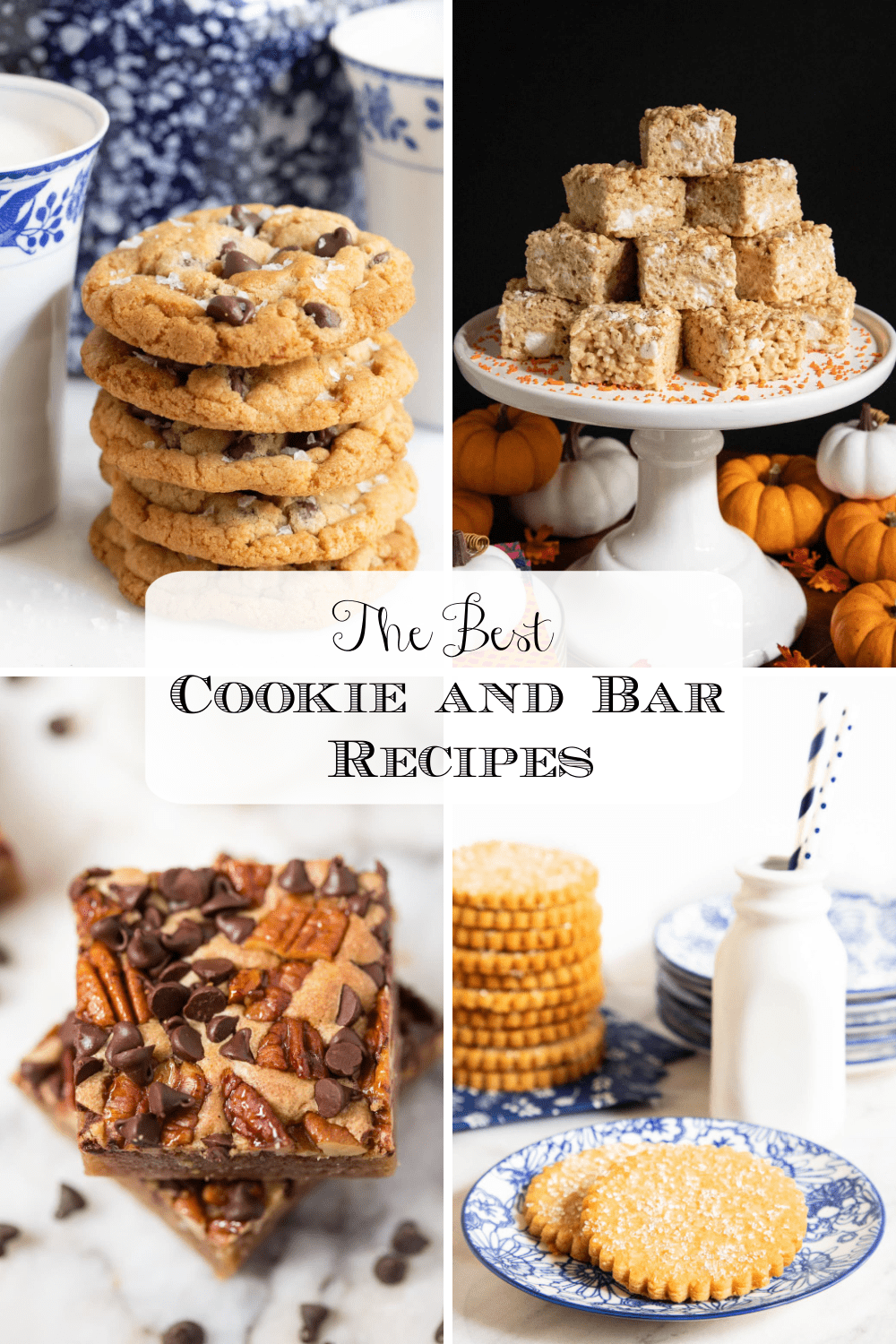 Joy from the Oven - Our Best Cookies and Bars
